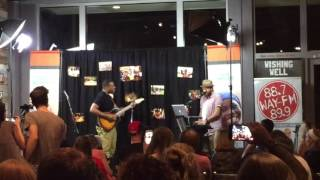 Snippet 3 Of Chris August with Mr Talkbox at Mocha Club 10/17/16