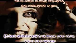 black veil brides fallen angels (sub español)