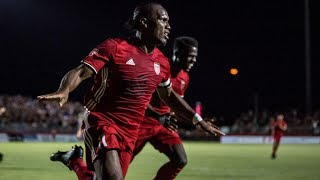 Didier Drogba Debut goal for Pheonix Rising | Pheonix Rising Vs Whitecaps II