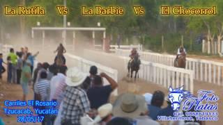 La Rutila vs La Barbie vs El Chocorrol