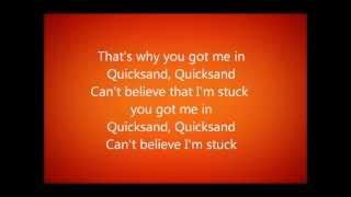 Ryan Leslie - Quicksand Lyrics