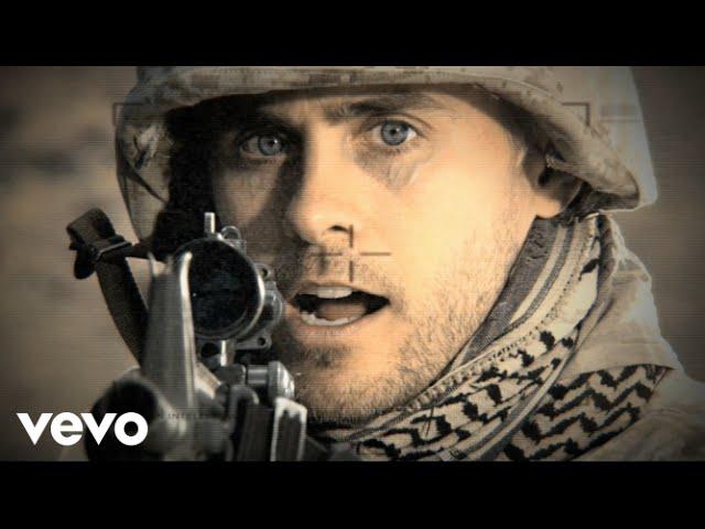 "Video oficial de ""This is war"" de Thirty Seconds to MArs"