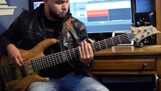 Maximo Grado - Hombre del Equipo BASS cover