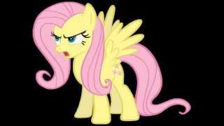 PMV Fluttershy's Monster Song BY skillet