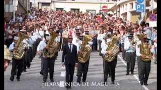Banda Filarmónica de Magueija - Procissão do Triunfo 2015