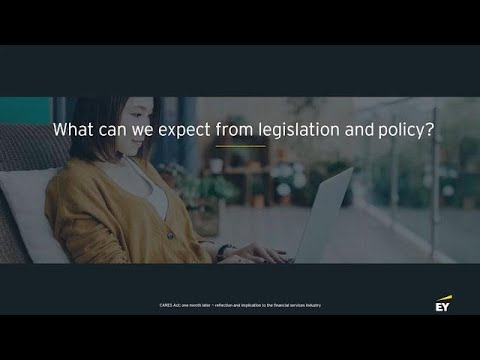 What can we expect from legislation and policy?