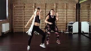 Zumba®fitness Shakira feat Maluma Clandestino   Wiola Piękoś