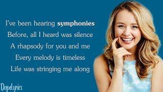 Clean Bandit - Symphony feat. Zara Larsson (Lyrics)(Samantha Dorrance Cover)