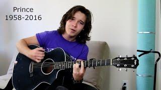 Purple Rain - Prince 1958-2016 [Tribute Cover] by Dalton Cyr