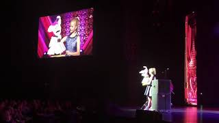 Darci Lynne and Petunia Perform in Vegas