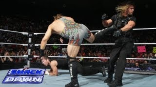 Triple H stops an 11-on-3 Handicap Gauntlet Match: SmackDown, Sept. 20, 2013