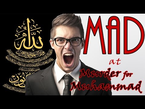 An Atheist Gets MAD at: Murder for Insulting Muhammad Ft. No More Dogma