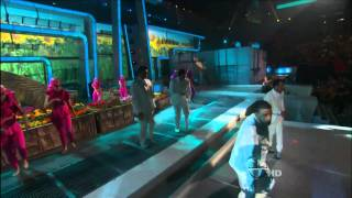 Tito El Bambino - Llueve El Amor (Live) @ Premios Lo Nuestro (2011) HD