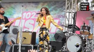 "Laura Marano Performs NEW SONG ""Dancing Around The Truth"" at Wango Tango"