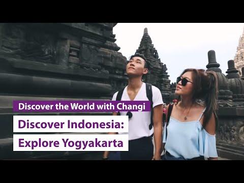 Discover Indonesia: Yogyakarta