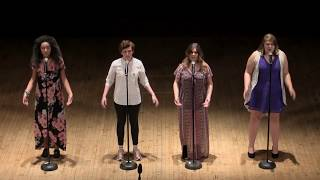 "Aires, Olympia, Emily, & Aden // ""A Pantoum Eulogy For Forgotten Poems"""