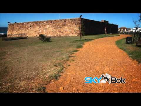 Skybok: Fort Frederick (Port Elizabeth, South Africa)