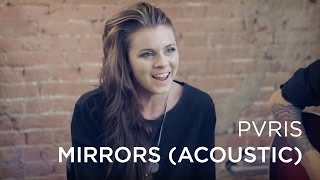 DutchScene presents PVRIS: Mirrors (Acoustic in Amsterdam)