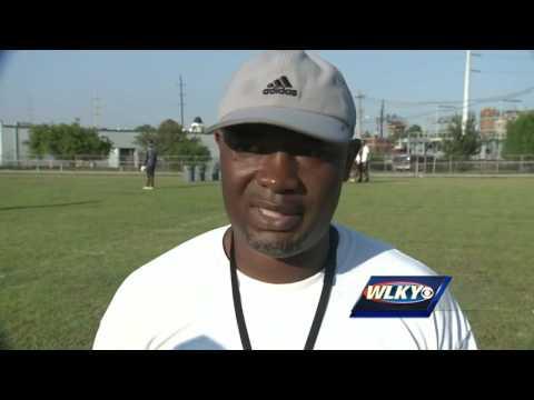 Marvin Dantzler takes over Central Football program