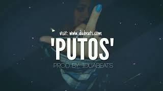 """Putos"" Hip-Hop Instrumental (Prod By. Iduabeats)"