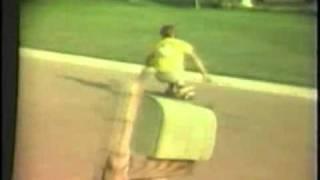 1978 Skateboarding, Grand Blanc, Michigan