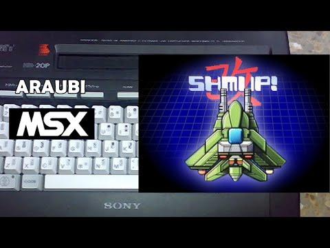 Shmup! Kai (Imanok, 2020) MSX [795] Walkthrough Comentado