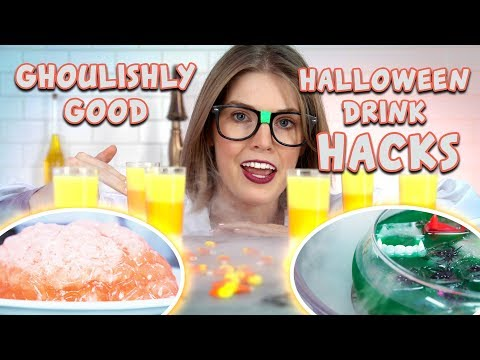 Halloween Drink Hacks | You Can Cook That | Allrecipes.com
