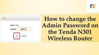 How to change wifi password tenda router in mobile videos