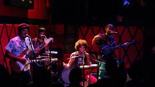 El Caribefunk - Ponte pa' la foto! (7/10) @Rockwood Music Hall NY