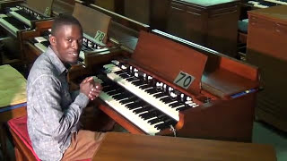 #70 Hammond B3 Organ with Two Leslie's