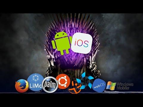 Куда делись альтернативы Android и iOS? photo