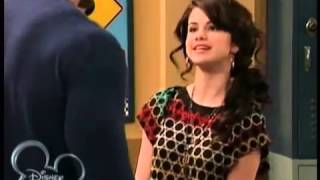 Wizards of Waverly Place Clip - Alex Meets Dwayne Johnson