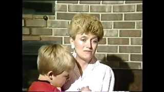 MDA Telethon Video - 1985 - Maria and Family