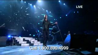 Ryan Tedder - Counting Stars (live @ Healing In The Heartland)