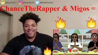 Chance The Rapper & Migos Be Like...