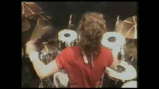 1985 Terry Williams & Dire Straits - Brothers in arms (end)