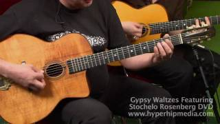 Gypsy Waltzes Featuring Stochelo Rosenberg DVD preview