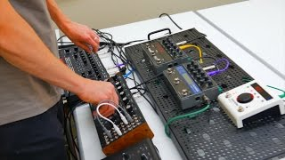 Synth Performance with Eventide Effects