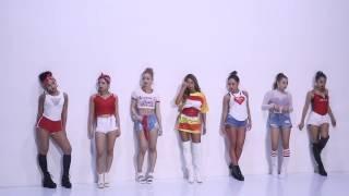 [ENGSUB] Paradise - HYOLYN (Hyorin - 효린)  Music Video Behind The Scenes