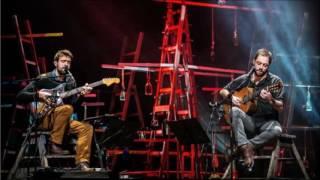 António Zambujo e Miguel Araújo - Som de Cristal (Unplugged)