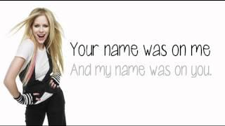 Avril Lavigne - Smile (Lyrics) New Song 2011