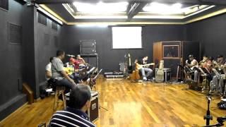 Mosh Studios - ensaio DVD Raça Negra 2012