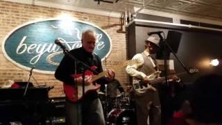Beyu Café - Brett's Open Mic - Russ Corvey