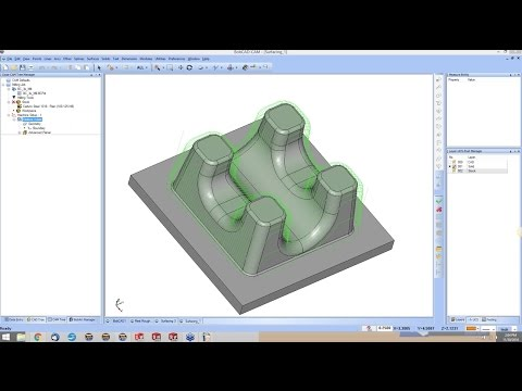 What Advanced 3D CAM Technology Can Do For You - BobCAD-CAM Webinar Series