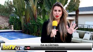 Exercício poderoso pra perder a timidez. Jornalista Isa Alcântara ensina técnica