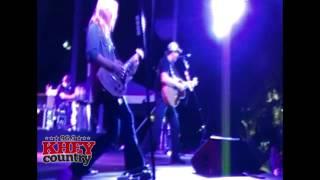 Rodney Atkins (Lynyrd Skynyrd Cover) Gimme Three Steps