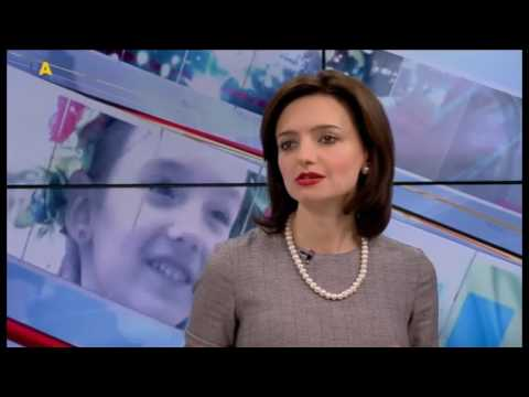 Interview of Mariana Betsa at UATV, 14.03.17