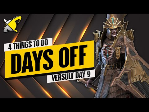 """4 THINGS TO DO DURING THESE """"DAYS OFF"""" 