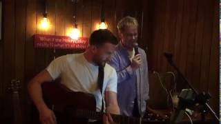 Nothing But Thieves - Amsterdam - SURPRISE PERFORMANCE with Matt Linnen at Mangetout Grill 08/09/17