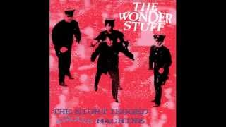 The Wonder Stuff - Red Berry Joy Town